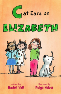 Cat ears for Elizabeth cover image